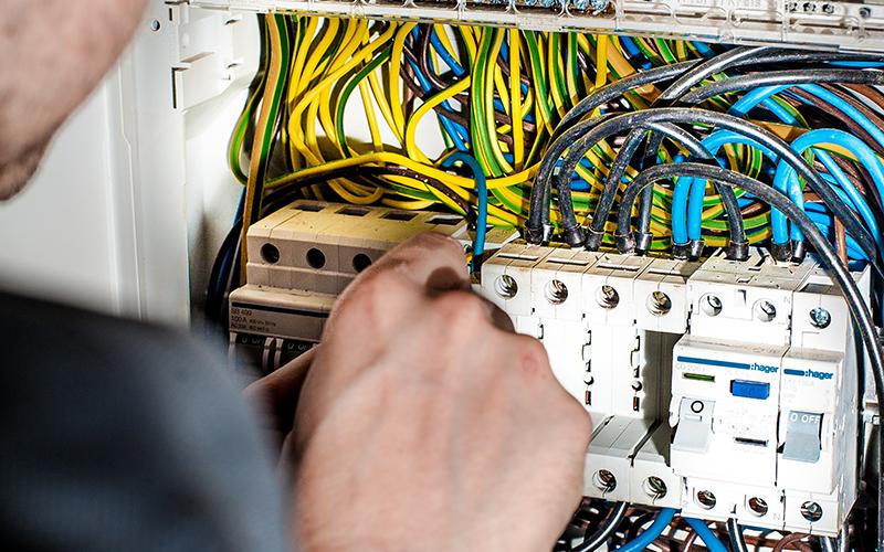 Lucrari / Interventii Instalatii electrice