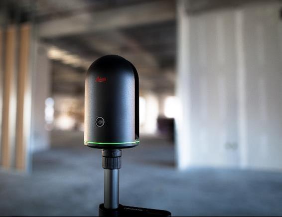 Scanare laser 3D Leica BLK360