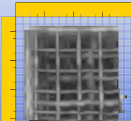 Scanare structuri din beton